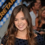 "Hailee Steinfeld arrives at the Los Angeles premiere of ""Secretariat"" at the El Capitan Theatre in Hollywood on September 30, 2010"