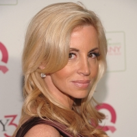 Camille Grammer attends FFANY Shoes on Sale Benefit for Breast Cancer Research and Education, presented by QVC at Frederick P. Rose Hall, Jazz at Lincoln Center, NYC, October 13, 2010