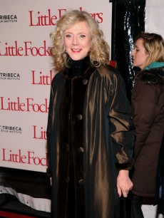 Blythe Danner attends the world premiere of &#8216;Little Fockers&#8217; at Ziegfeld Theatre on December 15, 2010 in New York City.