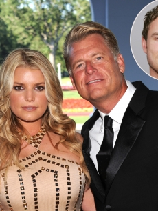 Jessica Simpson, Joe Simpson, insert: Eric Johnson