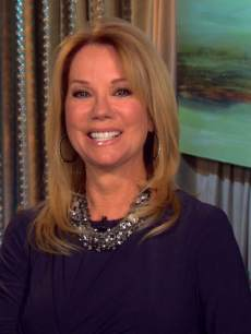 Kathie Lee Gifford stops by Access Hollywood Live on January 5, 2011