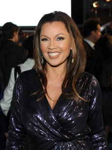"""Desperate Housewives"" star Vanessa Williams arrives at the 2011 People's Choice Awards at Nokia Theatre L.A. Live, Los Angeles, January 5, 2011"