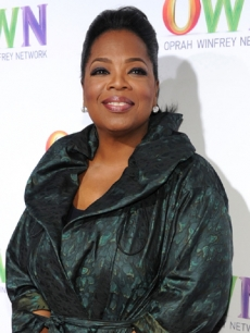 Oprah Winfrey Discusses OWN Launch & Being Piers Morgan's First Guest