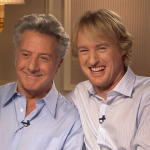 Access Extended: Owen Wilson & Dustin Hoffman Talk 'Little Fockers'