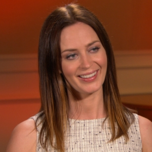 Emily Blunt: 'It's Amazing' How Difficult It Is To Get A Green Card