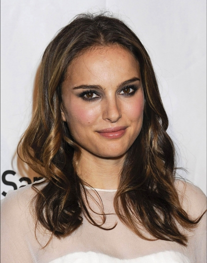 Natalie Portman attends the FINCA 25th anniversary celebration at Capitale on November 18, 2010 in New York City