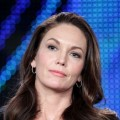 "Diane Lane speaks during the ""Cinema Verite"" panel at the HBO portion of the 2011 Winter TCA press tour held at the Langham Hotel, Pasadena, January 7, 2011"