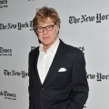 Robert Redford attends the 10th Annual New York Times Arts &amp; Leisure Weekend photocall at the Times Center in NYC on January 8, 2011