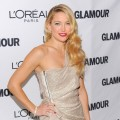 Kate Hudson attends the Glamour Magazine 2010 Women of the Year Gala at Carnegie Hall in New York City on November 8, 2010