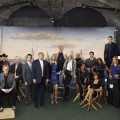 "The cast of ""The Celebrity Apprentice"" 2011"