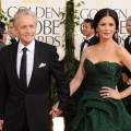 Michael Douglas and Catherine Zeta Jones arrives on the red carpet for the 68th annual Golden Globe awards at the Beverly Hilton Hotel in Beverly Hills on January 16, 2011