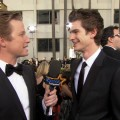 2011 Golden Globes: Andrew Garfield Reacts To His First 'Spider-Man' Photo