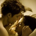 "Robert Pattinson and Kristen Stewart in ""Breaking Dawn,"" 2011"