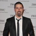Matthew Fox arrives at the Private Dinner Reception during the IWC launch of the Portofino watch range at the SIHH International Fine Watch makers exhibition, Geneva, Switzerland, January 18, 2011
