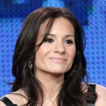 "Kara DioGuardi speaks during the ""Platinum Hit"" panel during the NBC Universal portion of the 2011 Winter TCA press tour held at the Langham Hotel, Pasadena, Calif., January 13, 2011"