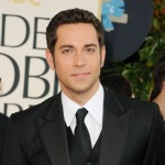 Zachary Levi arrives at the 68th Annual Golden Globe Awards held at The Beverly Hilton hotel on January 16, 2011 in Beverly Hills