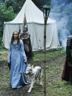 "Sophie Turner as Sansa Stark in ""Game of Thrones,"" 2011"