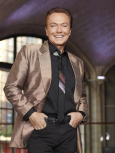 David Cassidy in his cast shot for &#8220;The Celebrity Apprentice,&#8221; 2011