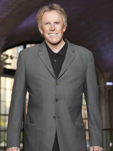 "Gary Busey in his cast shot for ""The Celebrity Apprentice,"" 2011"