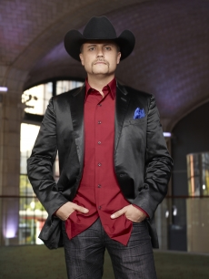 John Rich in his cast shot for &#8220;The Celebrity Apprentice,&#8221; 2011
