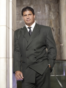 "Jose Canseco in his cast shot for ""The Celebrity Apprentice,"" 2011"