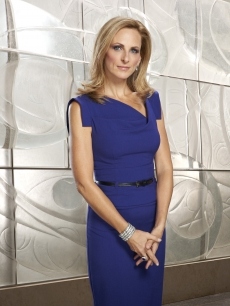 "Marlee Matlin in her cast shot for ""The Celebrity Apprentice,"" 2011"