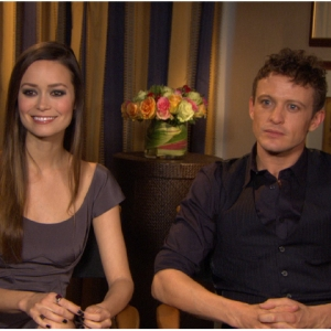 Access Extended: Summer Glau & David Lyons Discuss NBC's 'The Cape'
