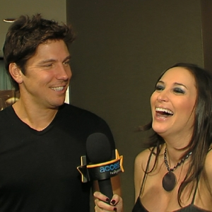 Dish Of Salt At 2011 'Stuff You Must' Lounge: Michael Trucco Talks New USA Show, 'Fairly Legal'