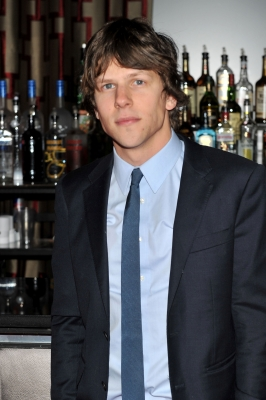 Jesse Eisenberg attends the 2010 New York Film Critics Circle Awards at Crimson, NYC, January 10, 2011