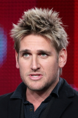 "Chef Curtis Stone speaks during the ""America's Next Great Restaurant"" panel during the NBC Universal portion of the 2011 Winter TCA press tour held at the Langham Hotel, Pasadena, Calif., January 13, 2011"