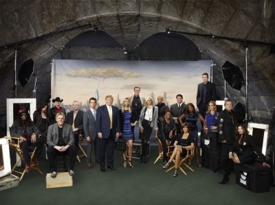 The cast of &#8220;The Celebrity Apprentice&#8221; 2011