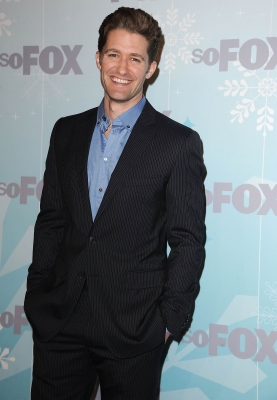 Matthew Morrison attends the 2011 Fox All-Star Party at Villa Sorriso on January 11, 2011 in Pasadena, Calif.