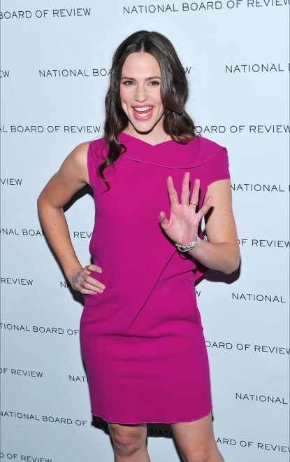 Jennifer Garner attends the 2011 National Board of Review of Motion Pictures Gala at Cipriani 42nd Street, NYC, January 11, 2011