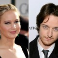 Jennifer Lawrence / James McAvoy