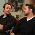 Access Hollywood Live: Luke Perry & Jason Priestley Take A Trip Down 'Beverly Hills, 90210' Memory Lane
