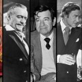 James Franco, David Niven, Walter Matthau, Michael Caine, Paul Hogan