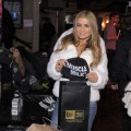Carmen Electra attends the Oakley Learn to Ride Fueled by Muscle Milk in Park City, Utah, on January 22, 2011