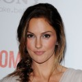 "Minka Kelly arrives at the Los Angeles premiere of ""The Roommate"" at Soho House in West Hollywood, Calif. on January 23, 2011"