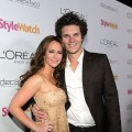 Jennifer Love Hewitt and Alex Beh arrive to 'A Night Of Red Carpet Style' hosted by People StyleWatch at Decades in Los Angeles on January 27, 2011