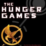 The book cover for &#8220;The Hunger Games&#8221; by Suzanne Collins