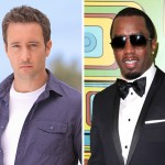 "Alex O'Loughlin, Sean ""Diddy"" Combs"