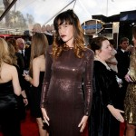 """Boardwalk Empire's"" Paz de la Huerta arrives at the 17th Annual Screen Actors Guild Awards held at The Shrine Auditorium in LA on January 30, 2011"