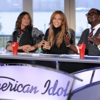 Steven Tyler, Jennifer Lopez and Randy Jackson judge the &#8220;American Idol&#8221; Season 10 contestants in New Jersey, which aired on Jan. 19, 2011