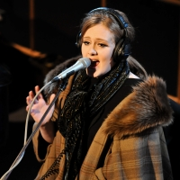 Adele performs a Live Lounge Special for BBC Radio 1 at BBC Maida Vale Studios on January 27, 2011 in London, England