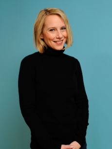 Amy Ryan poses for a portrait during the 2011 Sundance Film Festival at The Samsung Galaxy Tab Lift in Park City, Utah, on January 21, 2011