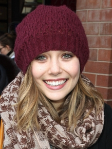 Elizabeth Olsen is seen around Sundance Film Festival on January 22, 2011 in Park City, Utah