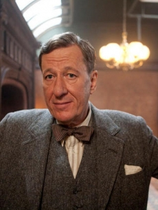 Geoffrey Rush in &#8220;The King&#8217;s Speech,&#8221; 2010