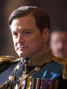 "Colin Firth in ""The King's Speech,"" 2010"