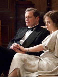 "Colin Firth and Helena Bonham Carter in ""The King's Speech,"" 2010"