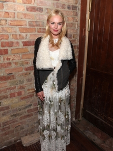Kate Bosworth attends Chefdance with Mr. Chow on Main Street at the Sundance Film Festival, Park City, Utah, Jan. 24, 2011